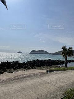 海辺の風景の写真・画像素材[4597299]