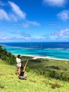 島の暮らし2の写真・画像素材[4520789]