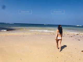 海のある暮らしの写真・画像素材[4520859]