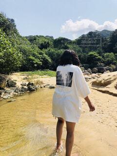 島暮らしの休日2の写真・画像素材[4523791]