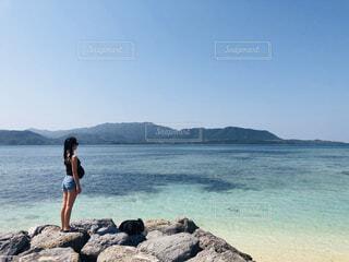 島暮らしの休日の写真・画像素材[4523793]