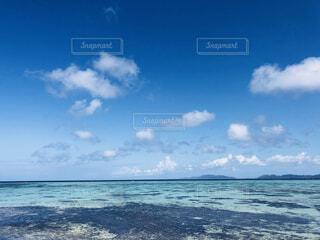 海のある生活の写真・画像素材[4525368]
