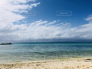 沖縄の海の写真・画像素材[4525375]