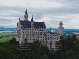 城の写真・画像素材[198633]