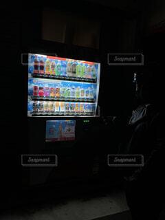 自動販売機の写真・画像素材[4491548]
