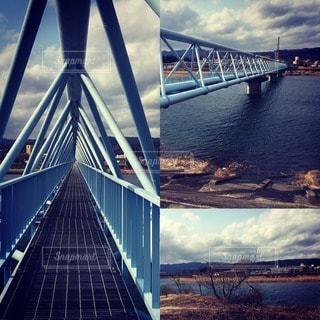 橋の写真・画像素材[21224]