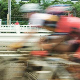 自転車レースの写真・画像素材[209046]
