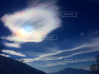 彩雲の写真・画像素材[878632]