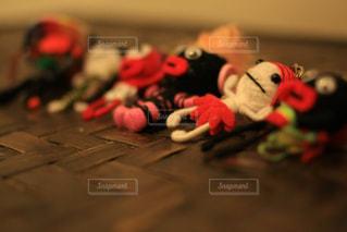 タイのお土産屋さんで売ってた人形の写真・画像素材[878638]