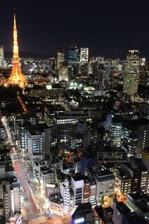東京タワーの写真・画像素材[199001]