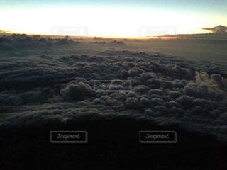 雲海の写真・画像素材[4493637]