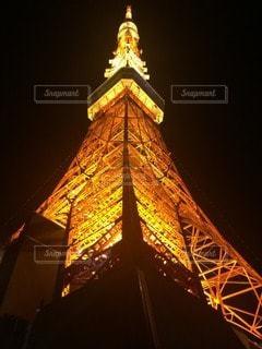 東京タワーの写真・画像素材[22688]
