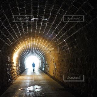 旧天城トンネルの写真・画像素材[4499906]