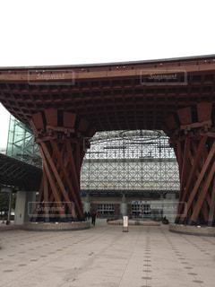金沢駅の写真・画像素材[199032]