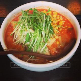 スープのボウルの写真・画像素材[777329]