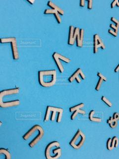 アルファベットの写真・画像素材[1776617]