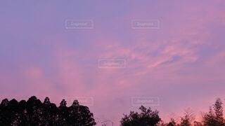 綺麗な空の写真・画像素材[4503514]