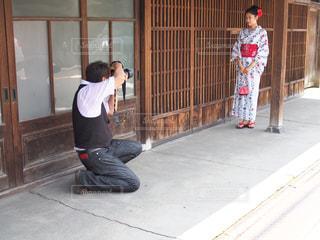 女性の写真・画像素材[198800]