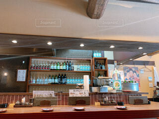 レストランのスクリーンショットの写真・画像素材[4512247]