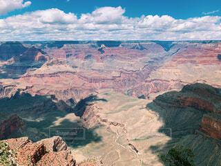 峡谷の眺めの写真・画像素材[4507892]