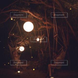 夜の写真・画像素材[197853]