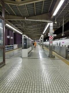 コロナ禍の新横浜の写真・画像素材[4508572]