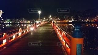 夜景の写真・画像素材[4550535]