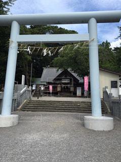 神社の写真・画像素材[200004]