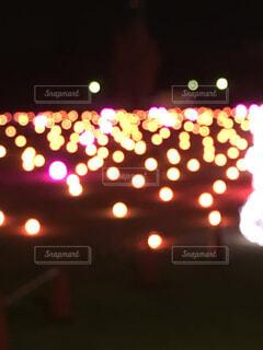 光のクローズアップの写真・画像素材[4510903]