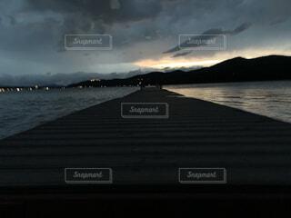 山中湖の写真・画像素材[4511447]