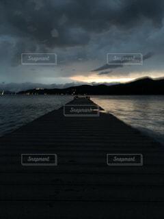 山中湖の写真・画像素材[4511446]