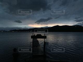山中湖の写真・画像素材[4511445]