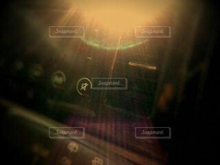 トイカメラからの景色(私の相方💕愛車2)の写真・画像素材[4528060]