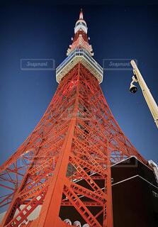 東京タワーの写真・画像素材[4513117]