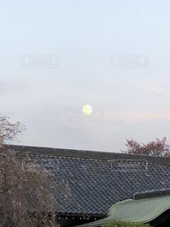 満月の写真・画像素材[4515652]