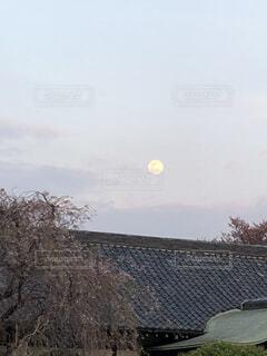 満月の写真・画像素材[4515675]