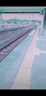 田舎の駅の写真・画像素材[4526085]