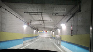 トンネルの写真・画像素材[224848]