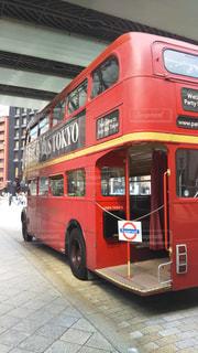 バスの写真・画像素材[524056]