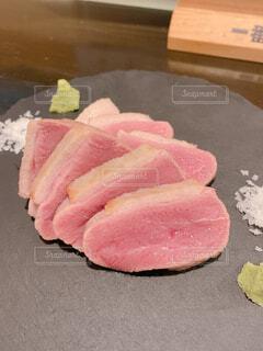 鴨肉のローストの写真・画像素材[4546282]