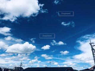 青空の写真・画像素材[4530943]