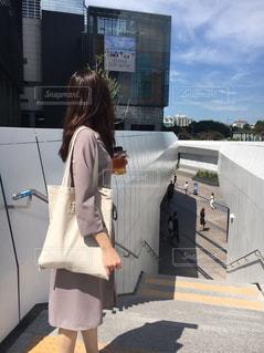 韓国ファッションの写真・画像素材[855558]