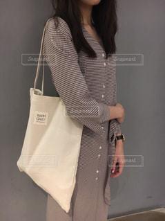 韓国ファッションの写真・画像素材[855559]