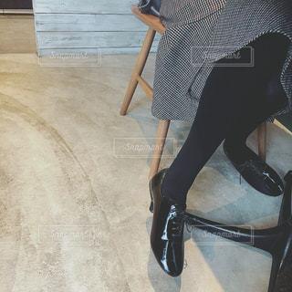 カフェの写真・画像素材[1010720]