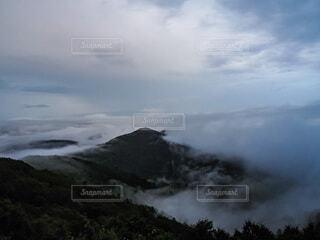 トマムの雲海テラスの写真・画像素材[4723376]