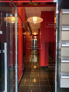 建物入り口の写真・画像素材[4552051]