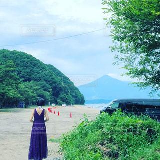 磐梯山の写真・画像素材[1363115]