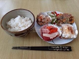 手料理ておもてなしの写真・画像素材[4542578]