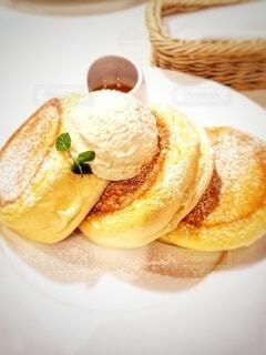 パンケーキの写真・画像素材[4602244]