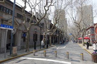 中国 上海 新天地の風景の写真・画像素材[4593318]
